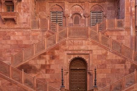Junagarh Fort, Bikaner, Indien 2011