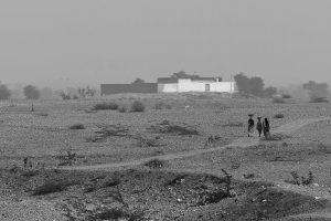 Am Rand der Wüste Tar, Indien 2011