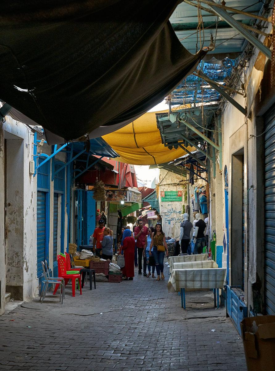 Medina von Tunis