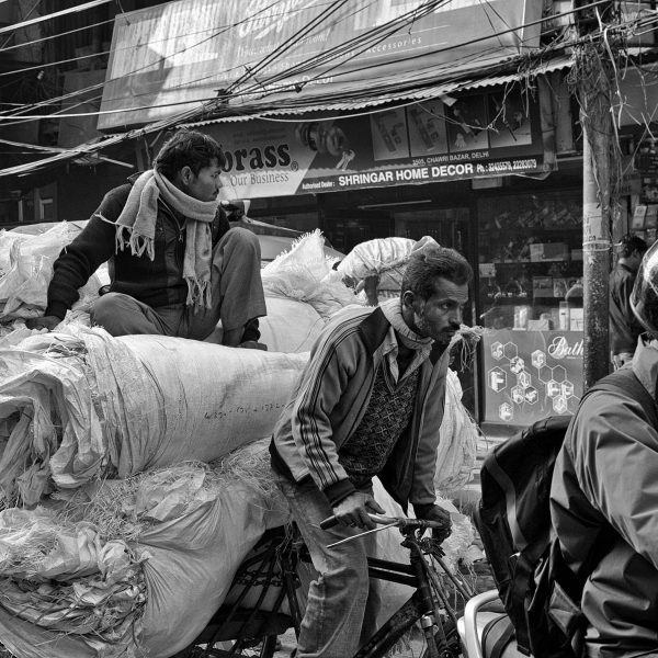 Delhi, Indien 2011