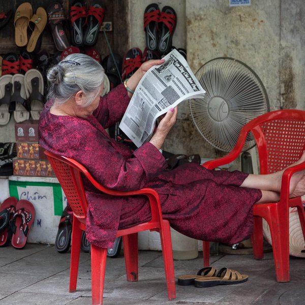 Hanoi, Vietnam 2012