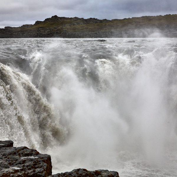 Wasserfall Selfoss, Island 2009
