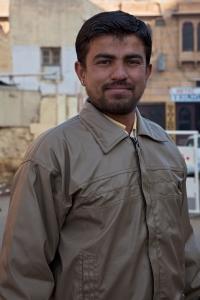 Jaisalmer, Indien 2011