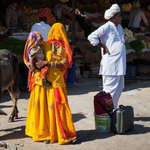 Desuri, Indien
