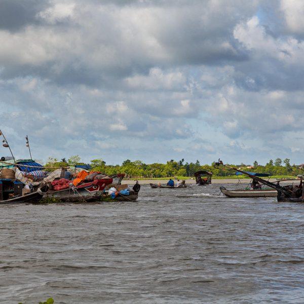 Mekong-Delta, Vietnam 2012