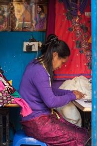 Bandipur, Nepal, November 2014