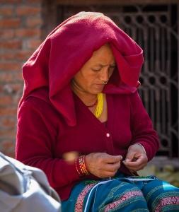 Bhaktapur, Nepal, November 2014
