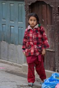 Kathmandu, Nepal, November 2014