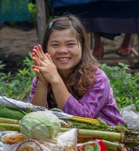 Inle-See, Myanmar, Oktober 201