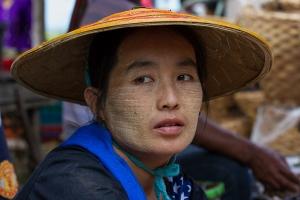 Mandalay, Myanmar, Oktober 2015