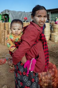 Heho, Myanmar, Oktober 2015