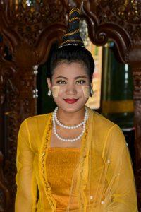 Yangon, Myanmar, Oktober 2015