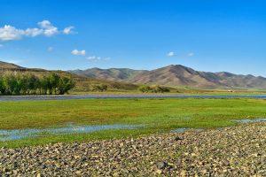 Mongolei, August 2016
