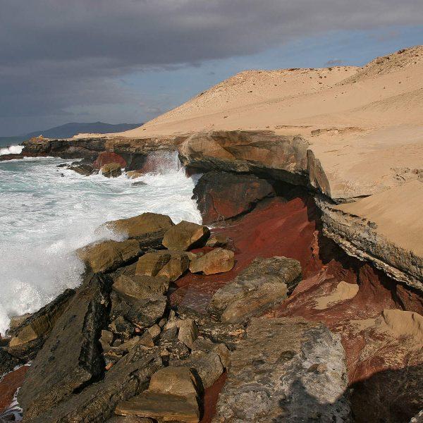 Playa de Barlovento de Jandia, Fuerteventura 2005