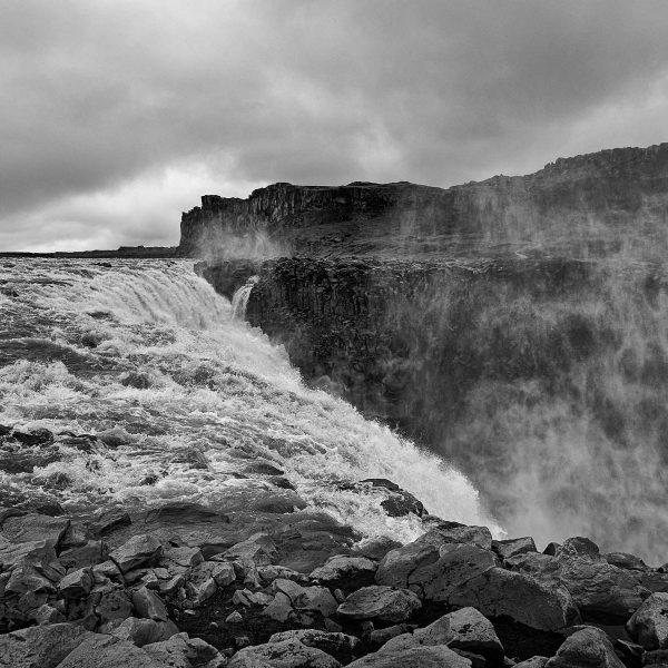 Wasserfall Dettifoss, Island 2008