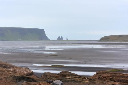 Dyrhólaey, Island 2009