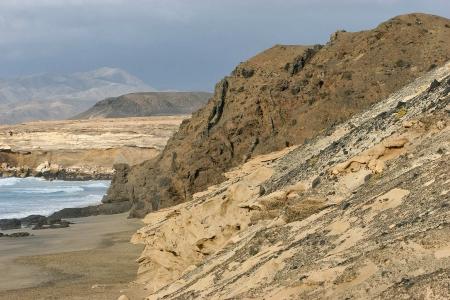 Istmo de la Pared, Fuerteventura 2005
