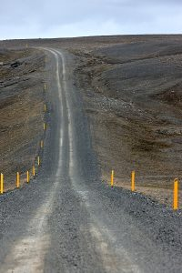 Östliches Hochland, Straße 901, Island 2009
