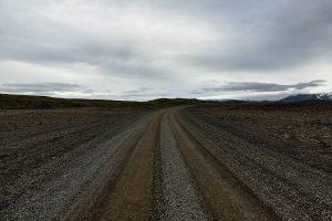 Straße Nr. 52, Island 2009