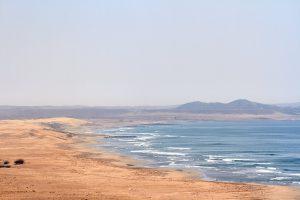 Küste bei Mirbat, Oman 2016