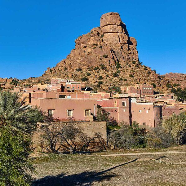 Tafraoute, Marokko 2012