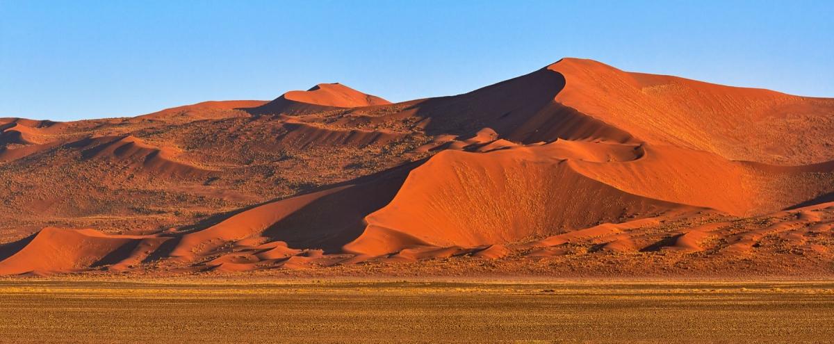 Weg nach Sossusvlei, Namibia 2013