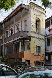 Tiflis, Georgien, September 2018