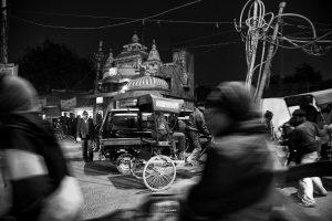 New Delhi, Indien Januar 2011