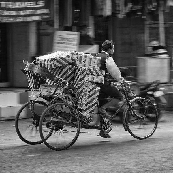 Indien Januar 2011