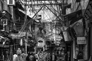 Old Delhi, Indien 2011