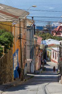 Valparaíso, Chile, August 2016