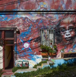 Valparaíso, August 2016