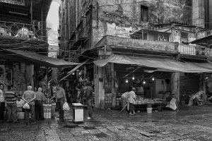 Markt Vucciria, Palermo 2007