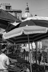 Markt im Ballarò, Palermo 2007