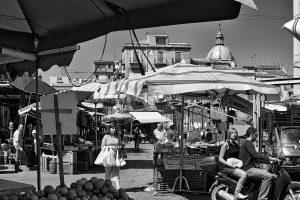 Markt Ballarò, Palermo 2007