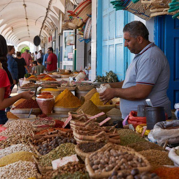 Mahdia, Tunesien Oktober 2019