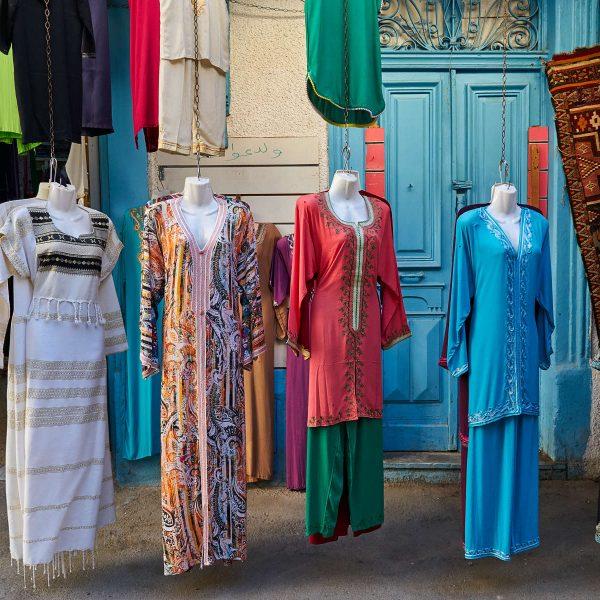 Medina von Tunis, Tunesien, September 2019