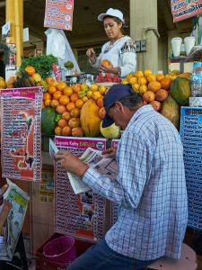 Mercado San Camilo, Arequipa, Peru 2016