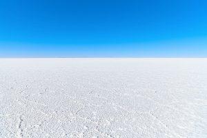 Salar de Uyuni, Bolivien August 2016