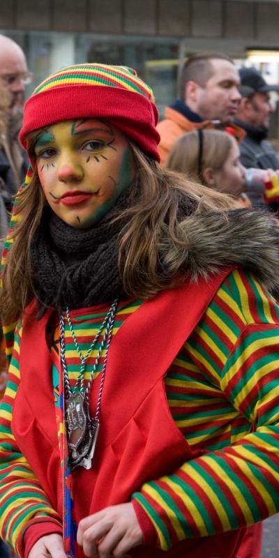 Karneval in Aachen, Februar 2007