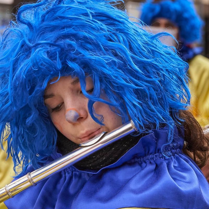 Karneval in Aachen, Februar 2008