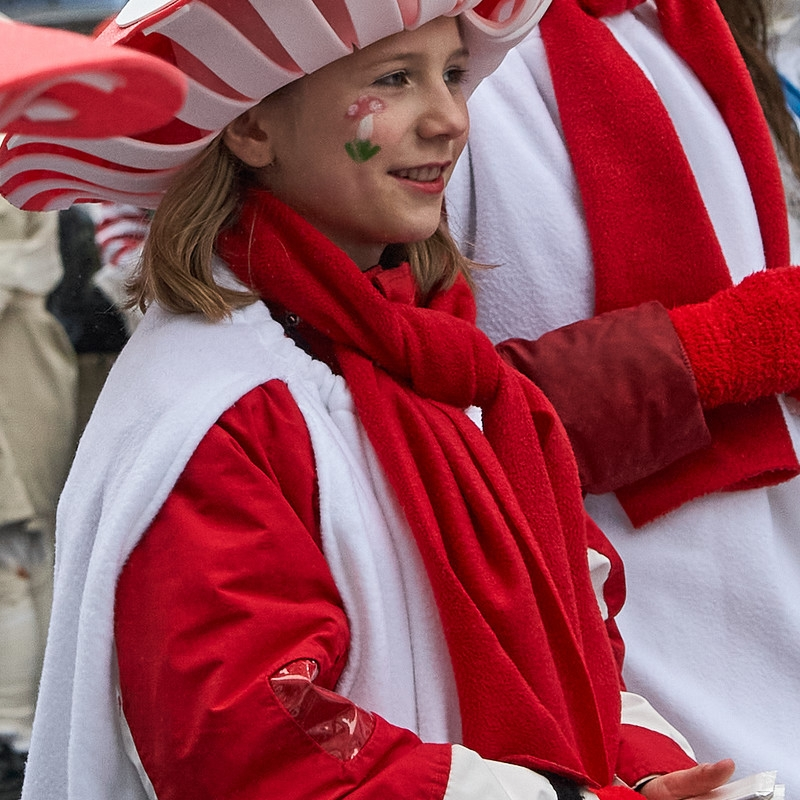 Karneval in Aachen, Februar 2009