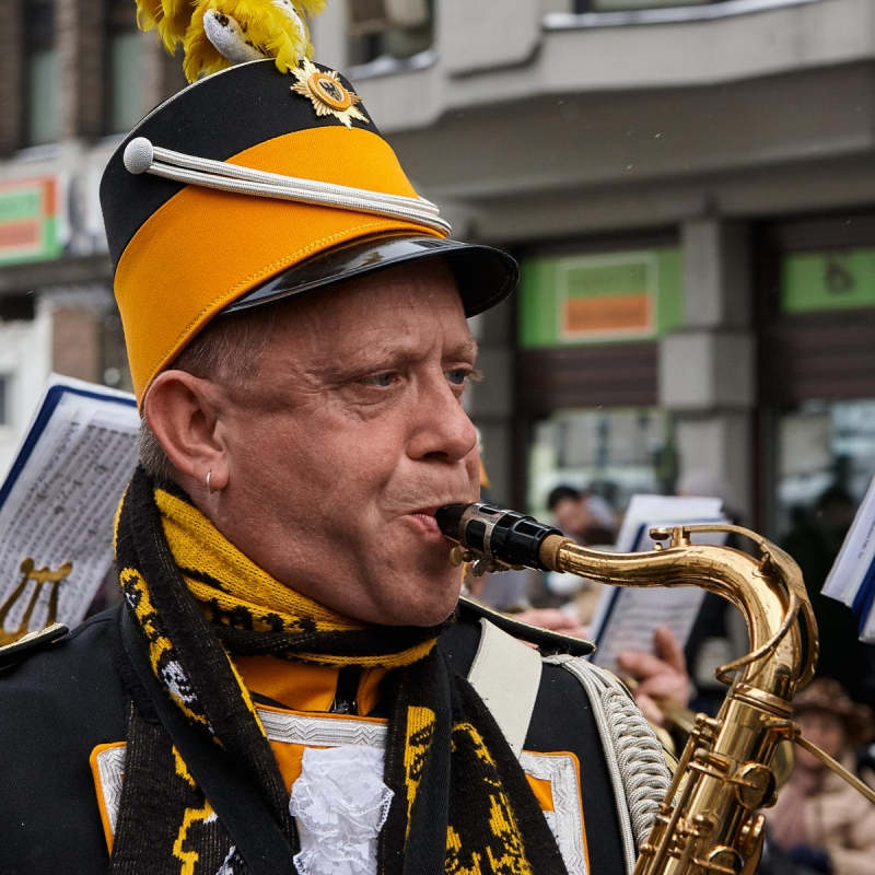 Karneval in Aachen, Februar 2010