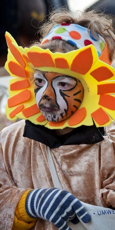 Karneval in Aachen, März 2011