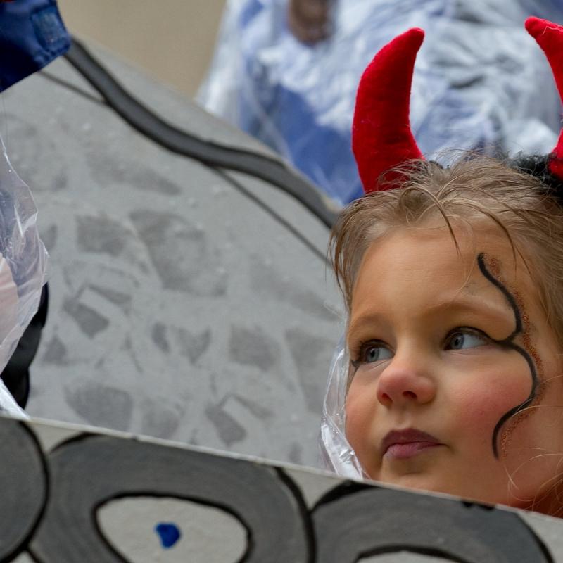 Karneval in Aachen Februar 2012