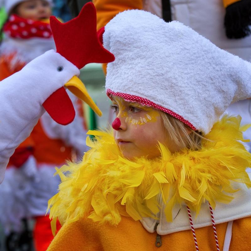 Karneval in Aachen Februar 2013