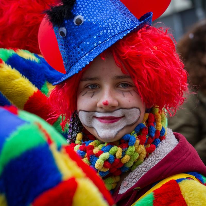 Karneval in Aachen März 2014