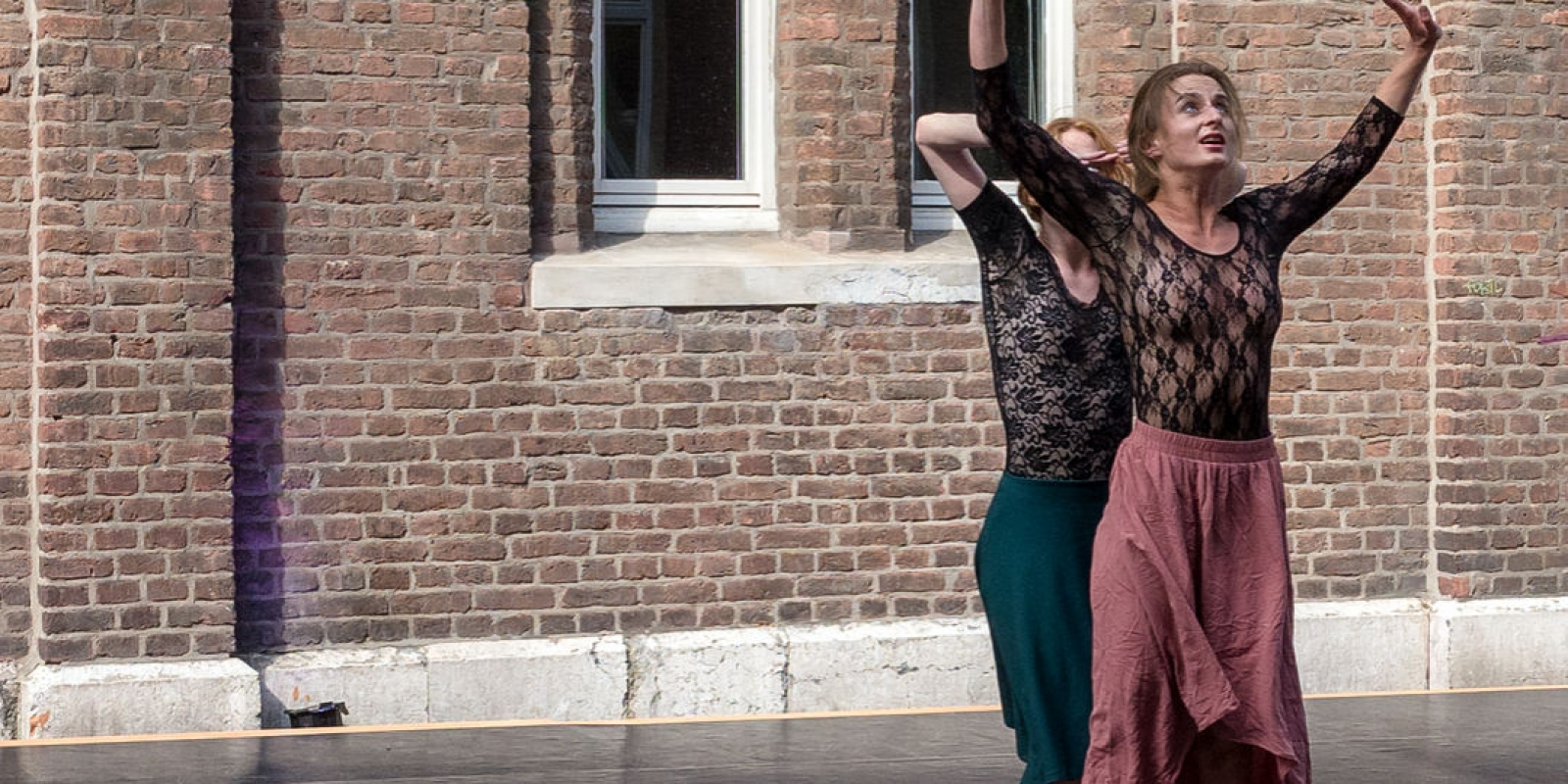 Reut Shemesh Dance Company, LOTHRINGAIR-Festival, Aachen Juni 2015