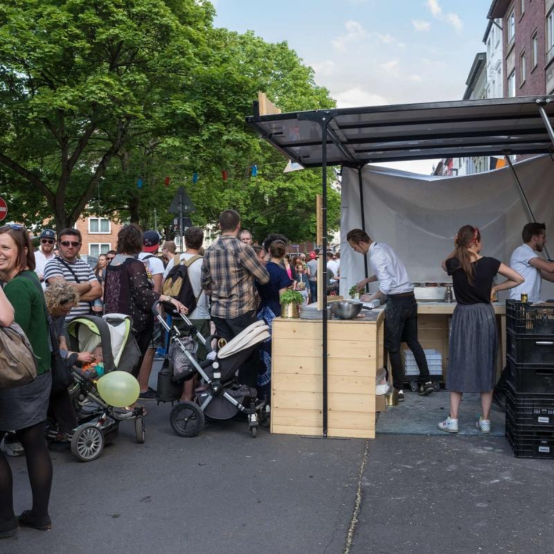 LOTHRINGAIR-Festival, Aachen Juni 2015