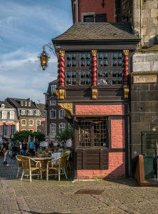 Aachen, Juni 2016